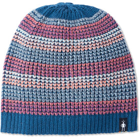Smartwool Ski Hill Ombre Beanie deep marlin heather